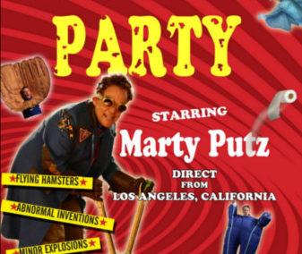 Marty Putz